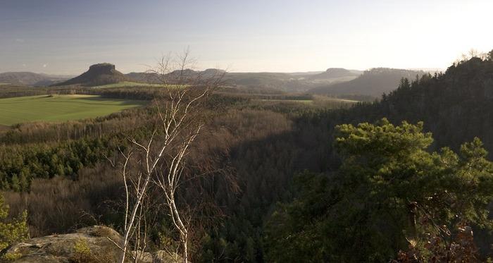 Ausblick vom Großen Bärenstein