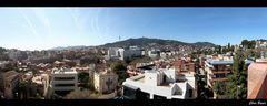 Ausblick vom Hotel Balkon