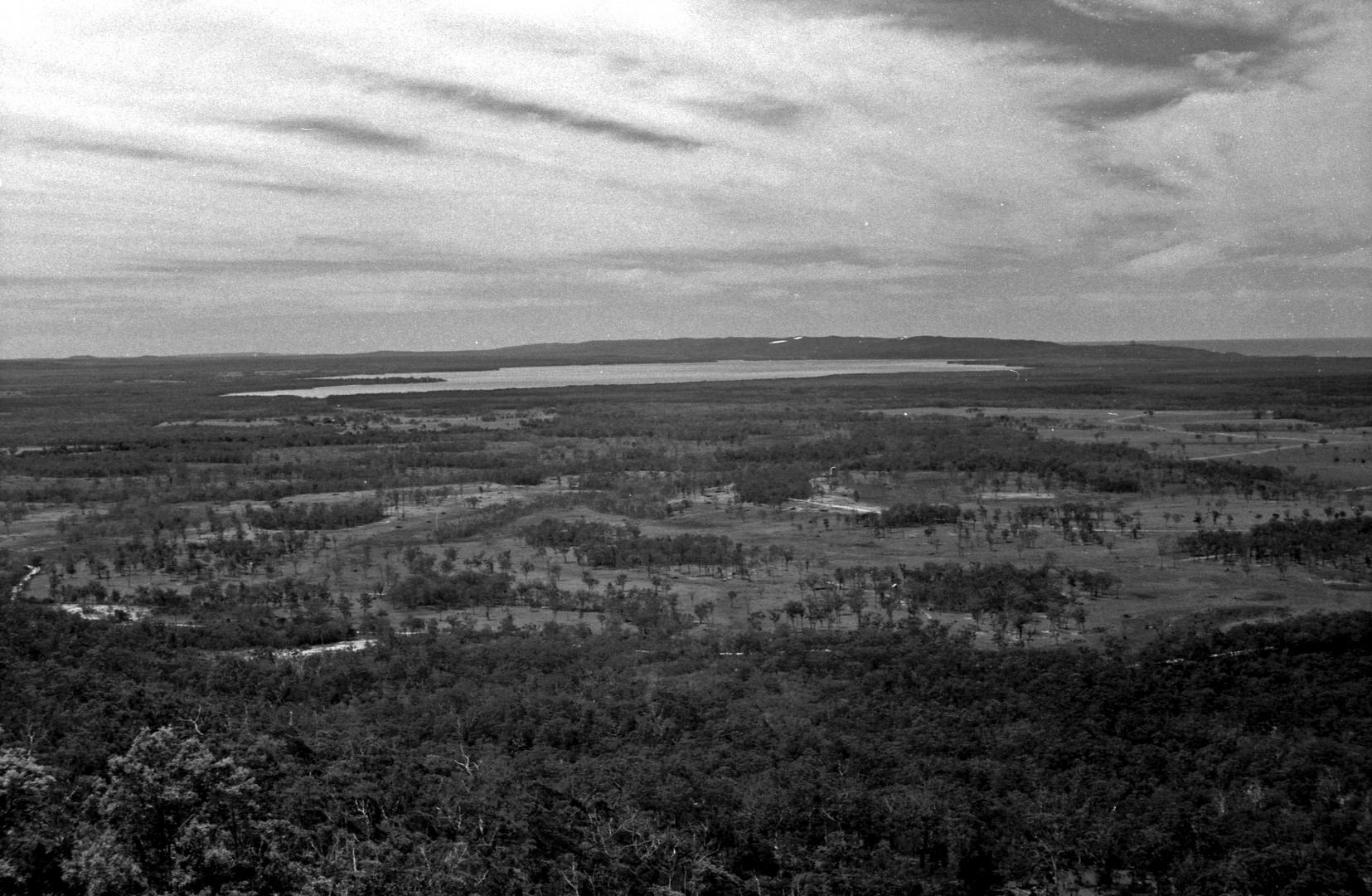 Ausblick vom Mount Tinbeerwah Lookout