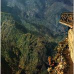 Ausblick vom Serrado auf Curral das Freiras.