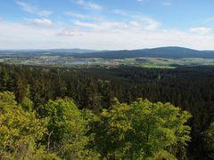 Ausblick vom Waldstein