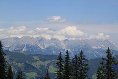 Ausblick von 1800 Meter auf 3000 Meter