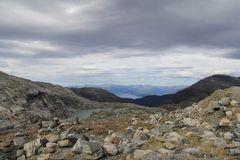 Ausblick zum Fjord