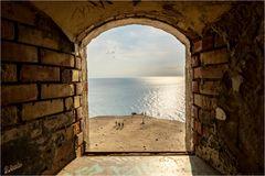 Ausblick zur Nordsee