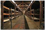 Auschwitz barrack