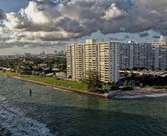 Ausfahrt Florida Fort Lauderdale