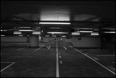 Ausfahrt  oder Parken = Audi