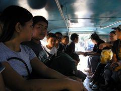 Ausflug im Jeepney