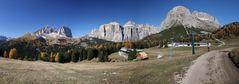 Ausflug in den Dolomiten