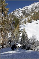 Ausflug in den Winter