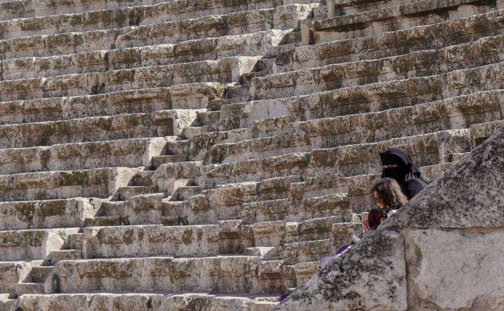 Ausflug ins römische Theater