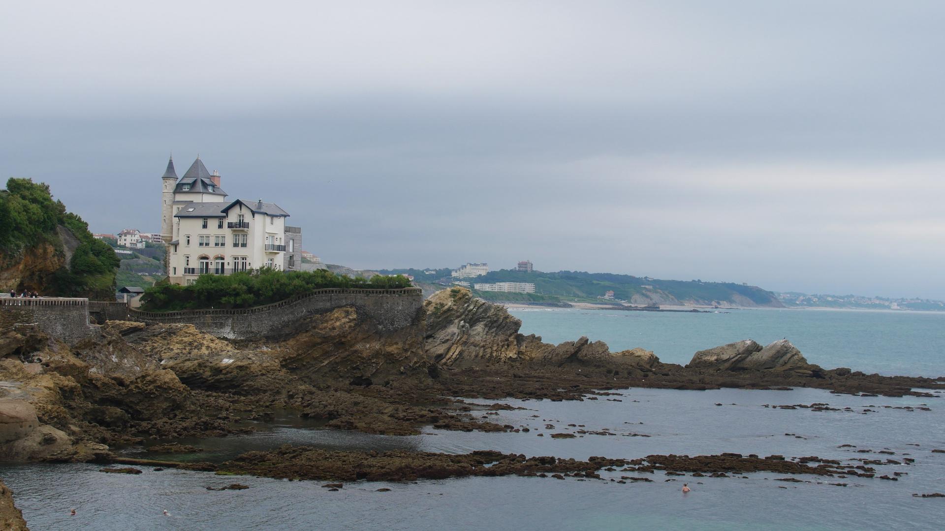 Ausflug nach Biarritz