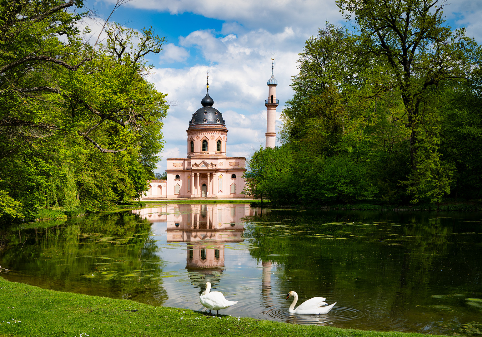 Ausflug Schloss Schwetzingen no.5