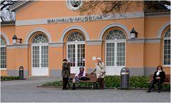Ausflug zum Bauhaus-Museum