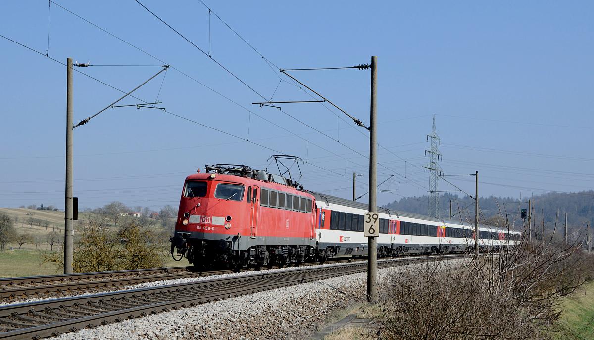 Ausflug zur Gäubahn Teil II