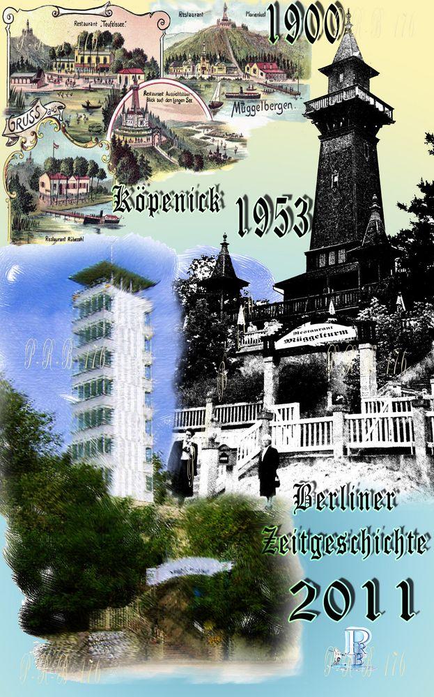 Ausflugsorte in Köpenick