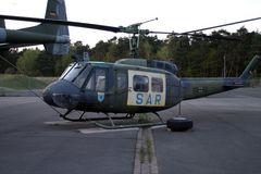 """ausgemusterter """"Teppichklopfer"""" des LTG 62 auf dem Fliegerhorst Wunstorf"""