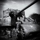 Ausgepanzert.......
