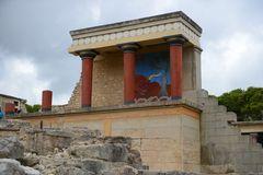 Ausgrabungen auf Kreta/ Knosos 1