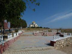 .Ausgrabungen in Chersones/ Sewastopol.