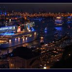 Auslaufparade der Hamburg Cruise Days 2012 II - MS Deutschland