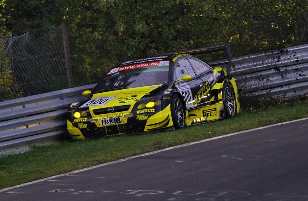 Ausritt mit dem Schall Opel Astra...