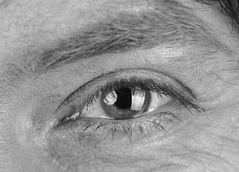 Ausschnitt Auge