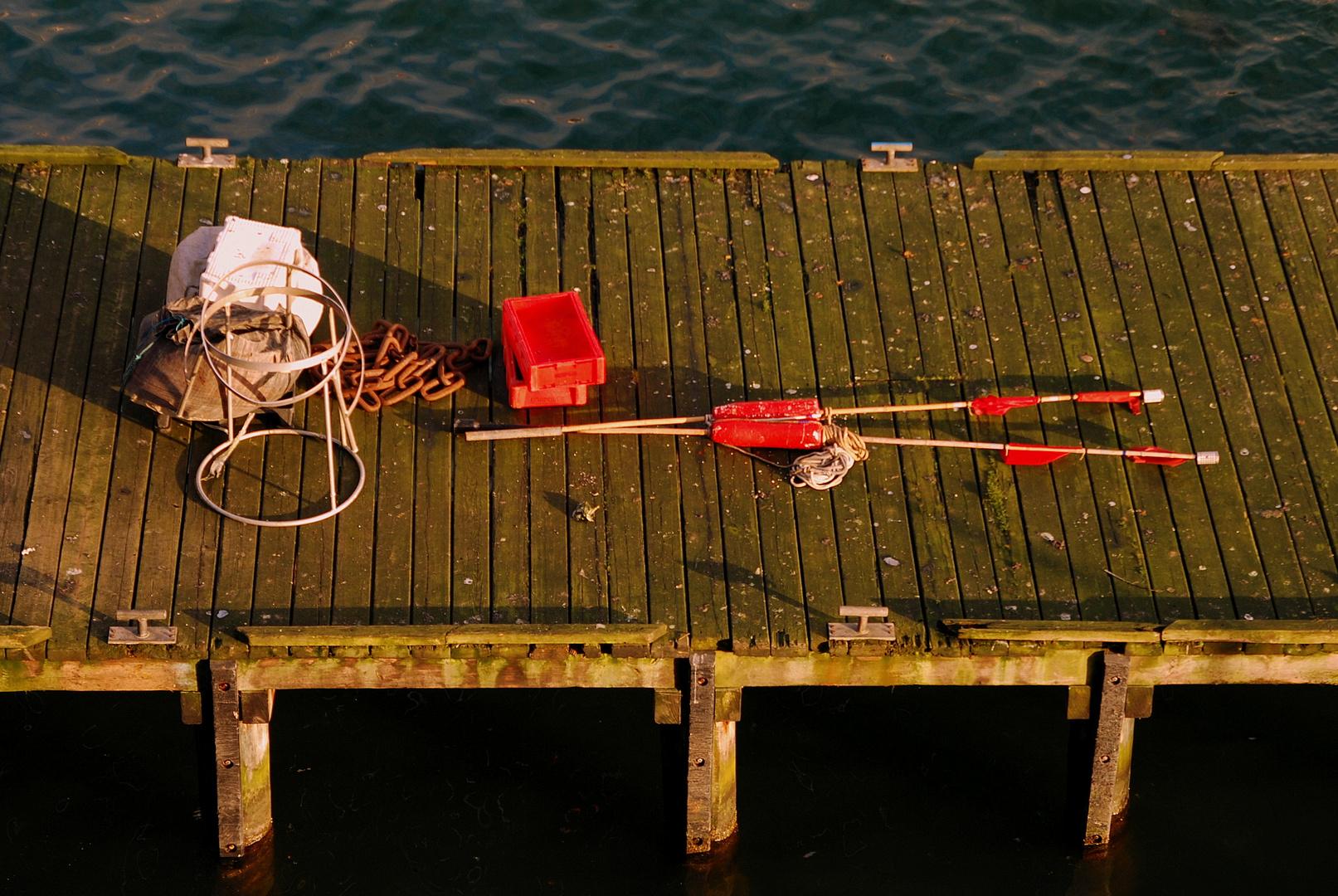 Ausschnitte Fischerei V