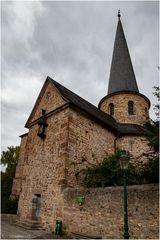 Außenansicht, Michaelskirche
