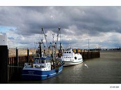 Aussenhafen Hooksiel