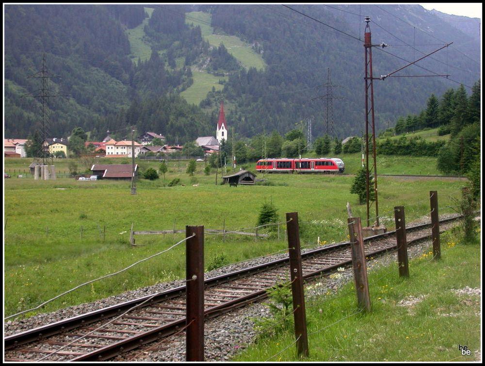 Außerfernbahn 1