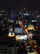 Aussicht auf Bangkok