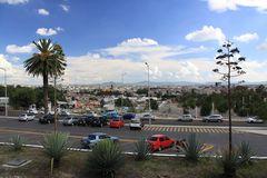 Aussicht auf Puebla