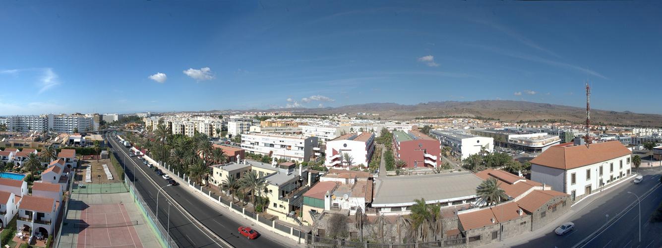 Aussicht Bella Vista, Gran Canaria