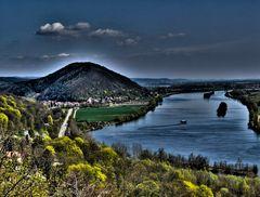 Aussicht Burg Donaustauf 3