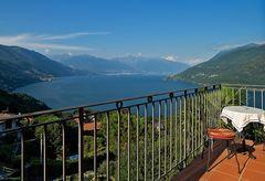 Aussicht Lago Maggiore