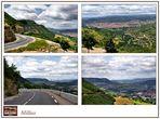 Aussicht  Millau Viaduc