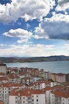 Aussicht über Gemlik / Bursa