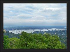 Aussicht über Mandalay