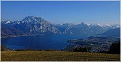 Aussicht vom Gmundnerberg......