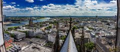 Aussicht vom Kölner Dom