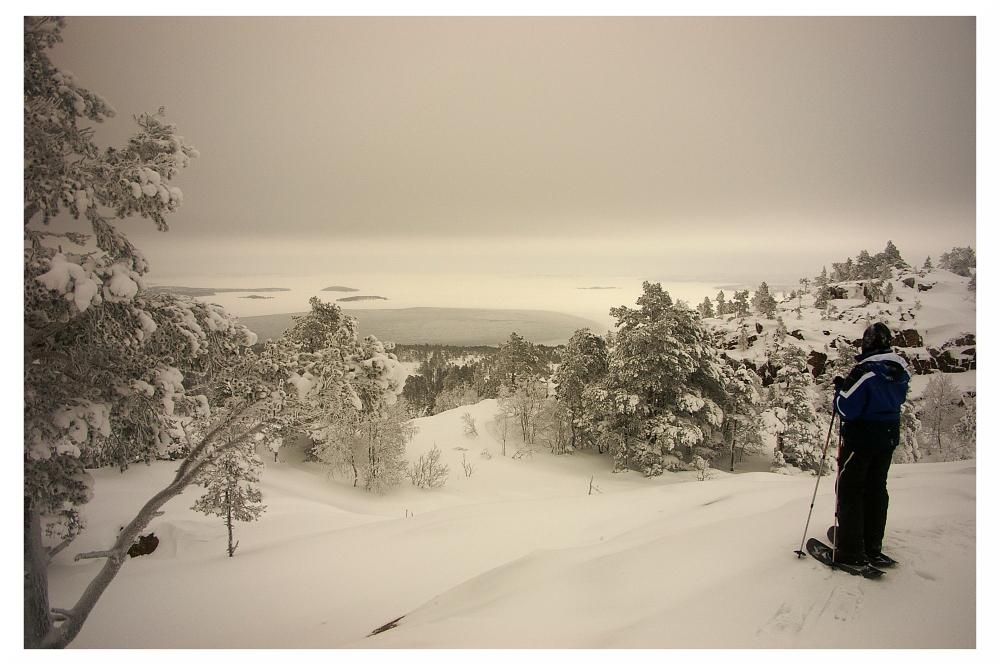 Aussicht vom Skuleberget
