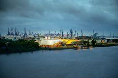 Aussicht von der Elbphilharmonie