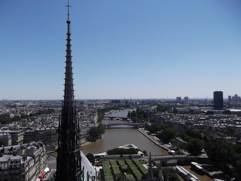 Aussicht von Notre Dame