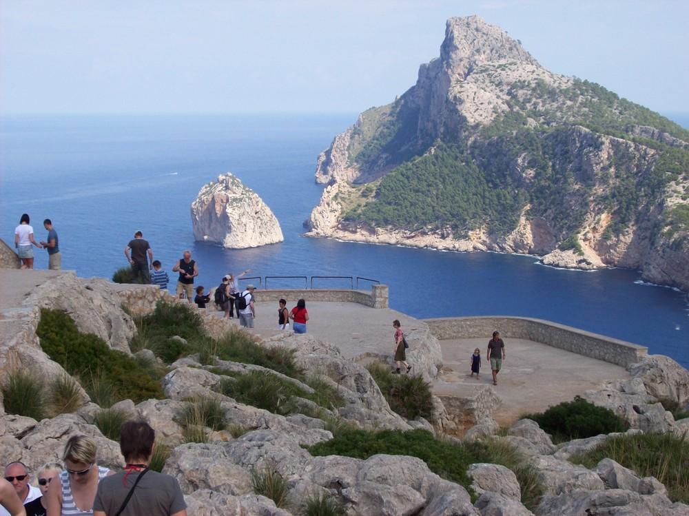 Aussichtspunkt/Mallorca