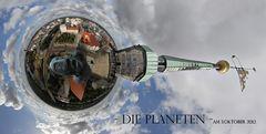 """Ausstellung am 3.Oktober """"Die Planeten"""""""