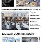 Ausstellung Fotogruppe Schaumburg im Kloster Möllenbeck 1.8.-16.8.20
