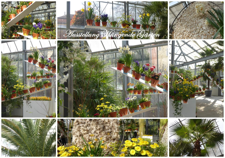 Ausstellung Hängende Gärten Foto Bild Schloss Gärten