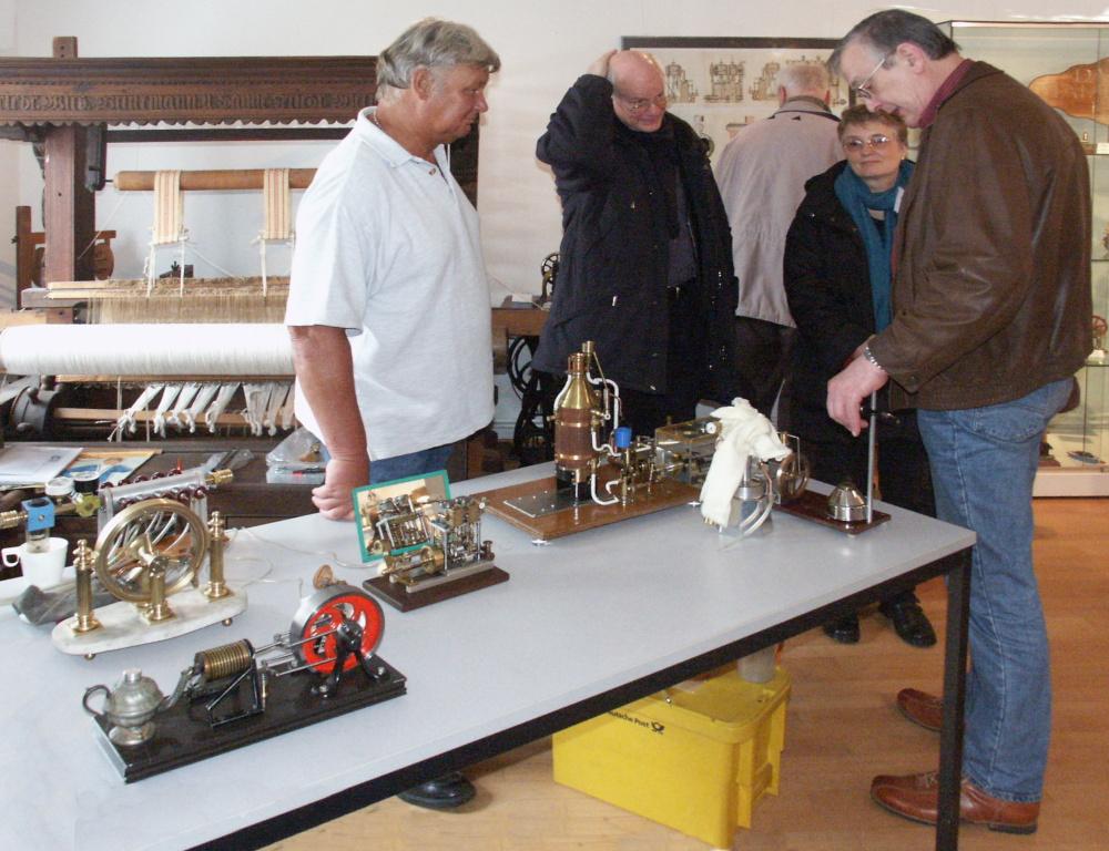 Ausstellung im Heimatmuseum Gettorf