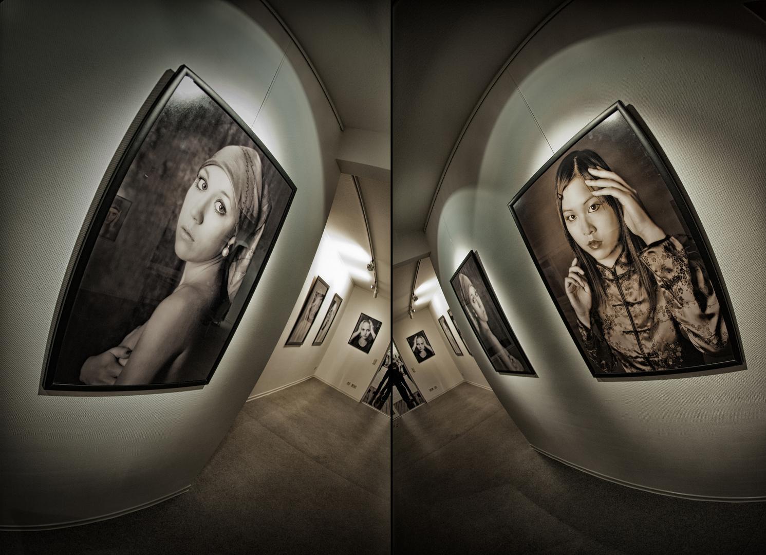 Ausstellung im Zettels Traum